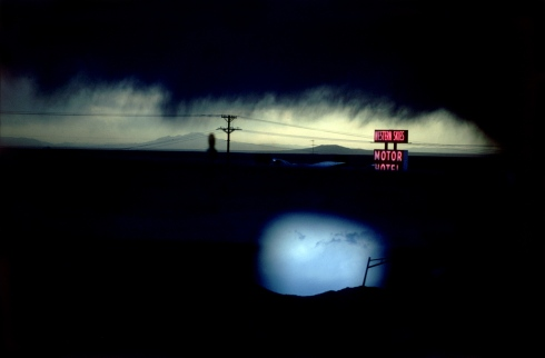 Ernst Hass, Western Sky Motel, Colorado (1978)